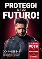 X-Men: Days of Future Past - Italian Movie Poster (xs thumbnail)