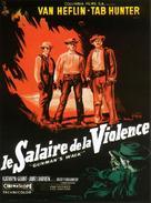 Gunman's Walk - French Movie Poster (xs thumbnail)