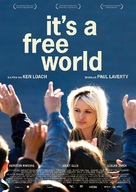 It's a Free World... - German Movie Poster (xs thumbnail)