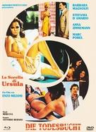Sorella di Ursula, La - German Blu-Ray cover (xs thumbnail)