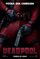 Deadpool - Brazilian Movie Poster (xs thumbnail)