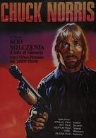 Code Of Silence - Polish Movie Poster (xs thumbnail)