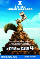Ice Age: Continental Drift - Brazilian Teaser poster (xs thumbnail)