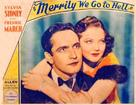 Merrily We Go to Hell - poster (xs thumbnail)