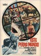 Mondo cane - Spanish Movie Poster (xs thumbnail)