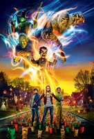 Goosebumps 2: Haunted Halloween - Key art (xs thumbnail)