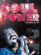 Soul Power - French Movie Poster (xs thumbnail)