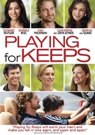 Playing for Keeps - DVD cover (xs thumbnail)