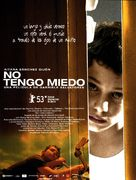 Io non ho paura - Spanish Movie Poster (xs thumbnail)