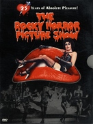 The Rocky Horror Picture Show - DVD movie cover (xs thumbnail)