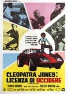 Cleopatra Jones - Italian Movie Poster (xs thumbnail)
