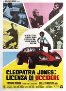Cleopatra Jones - Italian Movie Poster (xs thumbnail)