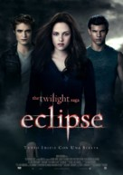 The Twilight Saga: Eclipse - Italian Movie Poster (xs thumbnail)