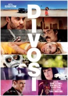 Savages - Slovak Movie Poster (xs thumbnail)