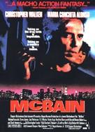 McBain - Movie Poster (xs thumbnail)