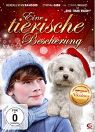 My Dog's Christmas Miracle - German DVD cover (xs thumbnail)