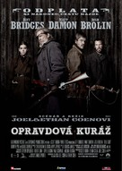 True Grit - Czech Movie Poster (xs thumbnail)