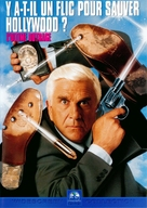 Naked Gun 33 1/3: The Final Insult - French DVD cover (xs thumbnail)