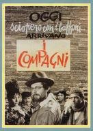 I Compagni - Italian Movie Cover (xs thumbnail)