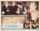 Jiggs and Maggie in Court - Movie Poster (xs thumbnail)