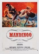 Mandingo - French Movie Poster (xs thumbnail)