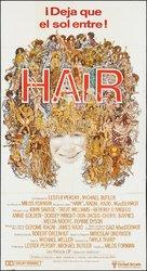 Hair - Spanish Movie Poster (xs thumbnail)