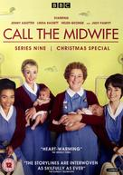 """""""Call the Midwife"""" - British DVD movie cover (xs thumbnail)"""