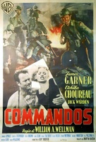 Darby's Rangers - Italian Movie Poster (xs thumbnail)