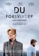 Du forsvinder - Dutch Movie Poster (xs thumbnail)