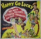 Happy Go Lucky - Movie Poster (xs thumbnail)