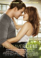 The Vow - German Movie Poster (xs thumbnail)