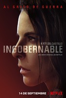 """Ingobernable"" - Mexican Movie Poster (xs thumbnail)"
