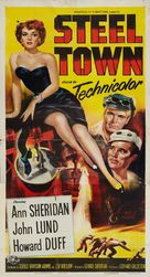 Steel Town - Movie Poster (xs thumbnail)