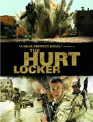 The Hurt Locker - DVD cover (xs thumbnail)
