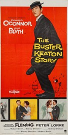 The Buster Keaton Story - Movie Poster (xs thumbnail)