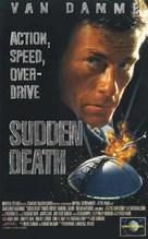 Sudden Death - German VHS movie cover (xs thumbnail)