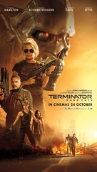 Terminator: Dark Fate - Malaysian Movie Poster (xs thumbnail)