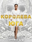 """Queen of the South"" - Russian Movie Poster (xs thumbnail)"