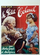 The Little Colonel - French Movie Poster (xs thumbnail)
