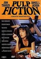 Pulp Fiction - Dutch DVD movie cover (xs thumbnail)