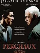 Ferchaux - Romanian DVD movie cover (xs thumbnail)
