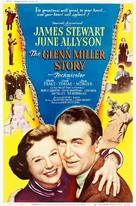 The Glenn Miller Story - Movie Poster (xs thumbnail)