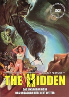 The Hidden - German DVD movie cover (xs thumbnail)