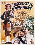 Wee Willie Winkie - Belgian Movie Poster (xs thumbnail)