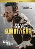 Son of a Gun - DVD movie cover (xs thumbnail)