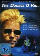 The Double 0 Kid - German Movie Cover (xs thumbnail)
