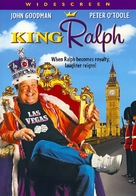 King Ralph - DVD cover (xs thumbnail)