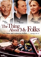 The Thing About My Folks - DVD cover (xs thumbnail)
