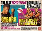 Masters Of The Universe - British Combo movie poster (xs thumbnail)
