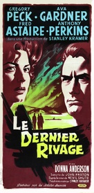 On the Beach - French Movie Poster (xs thumbnail)
